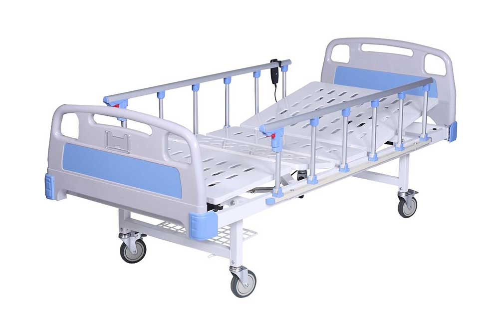 Motorized-Adjustable-Bed-side-view